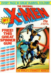 The Original X-Men (1)